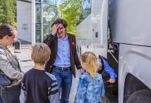 Scania Bus, Sweden