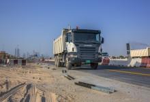 Scania, Dubai