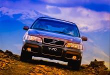 Volvo V70XC, France