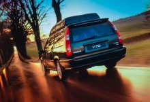 Volvo V70 AWD, Sweden